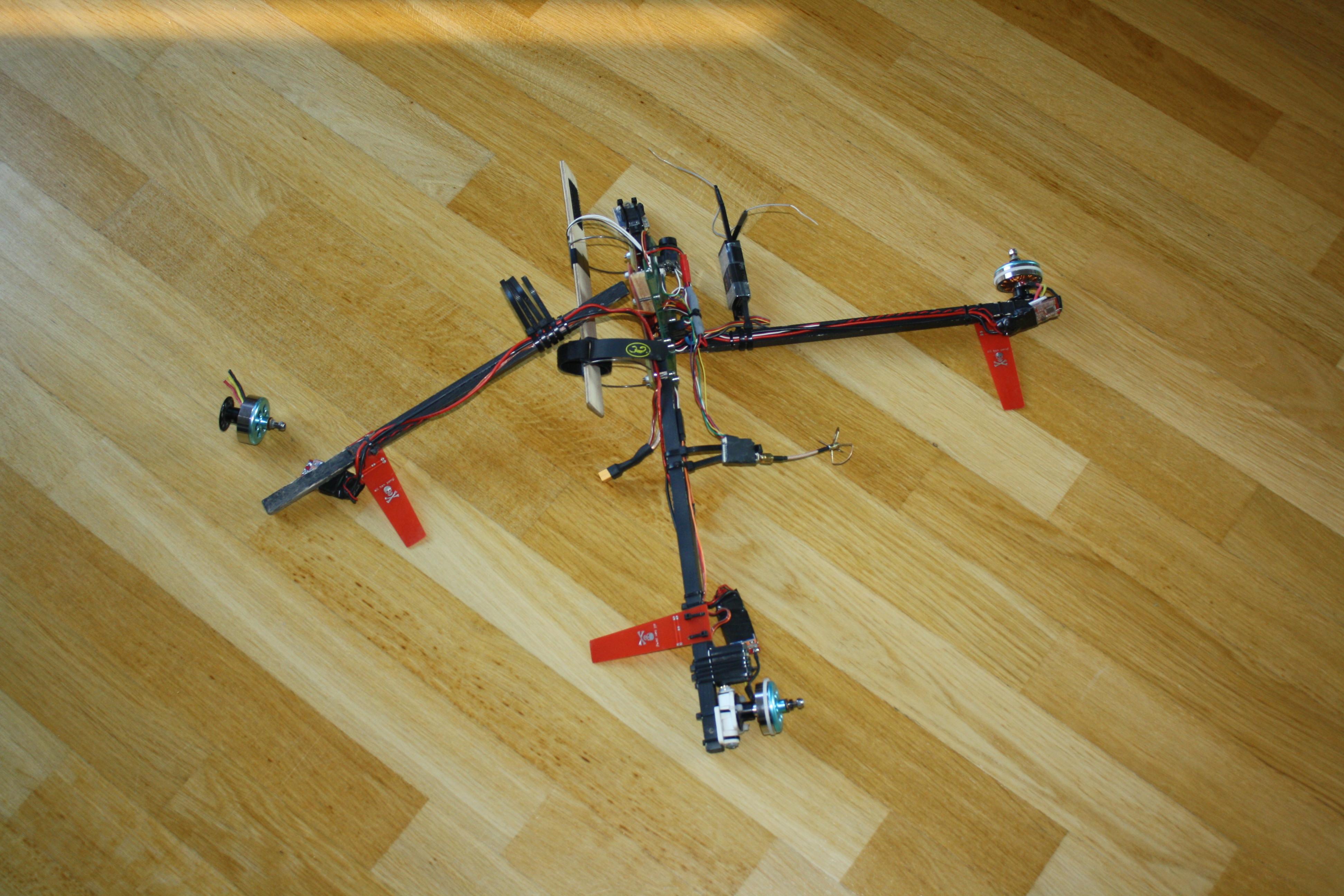 Alexander Tuxen I Make Therefore Break Diy Printed Circuit Boards Rcexplorer The Monkeybrain Went Micro